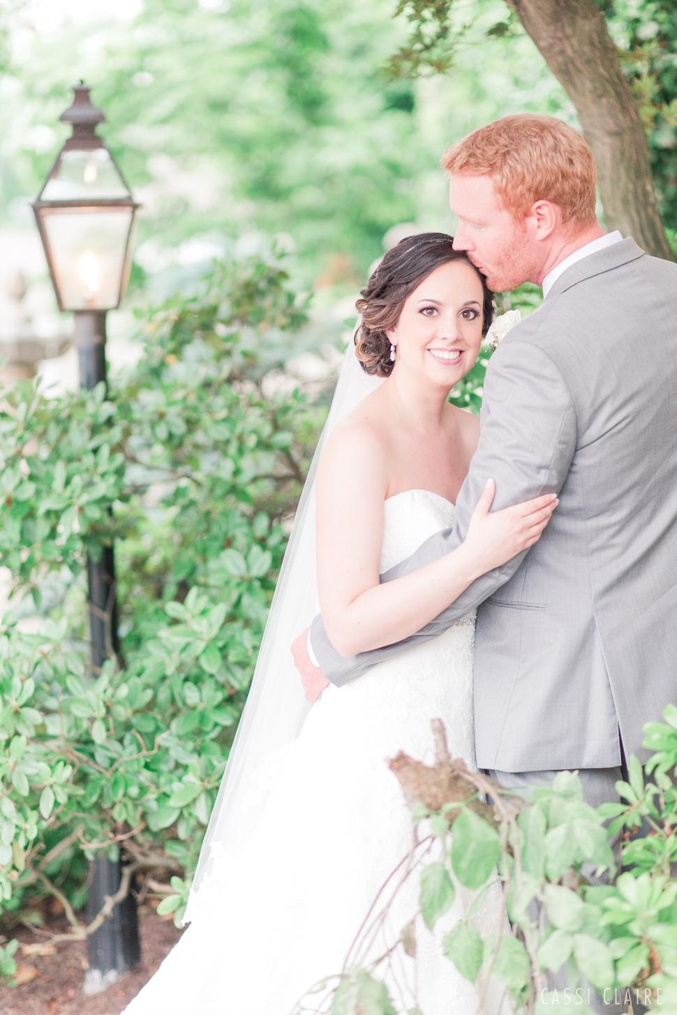 David's Country Inn wedding bride groom