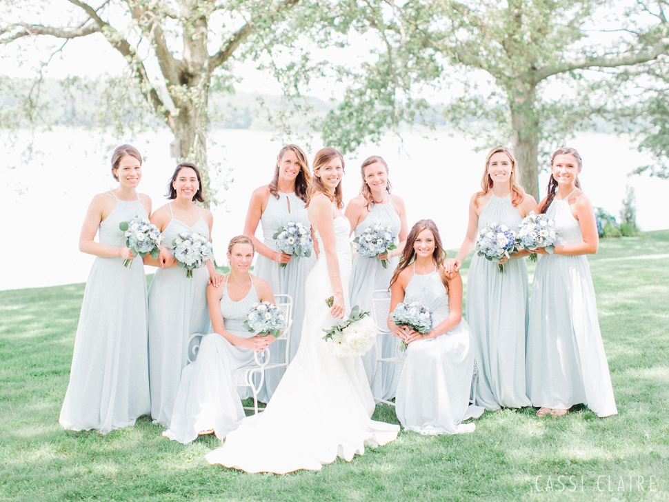 wainwright house bridesmaids