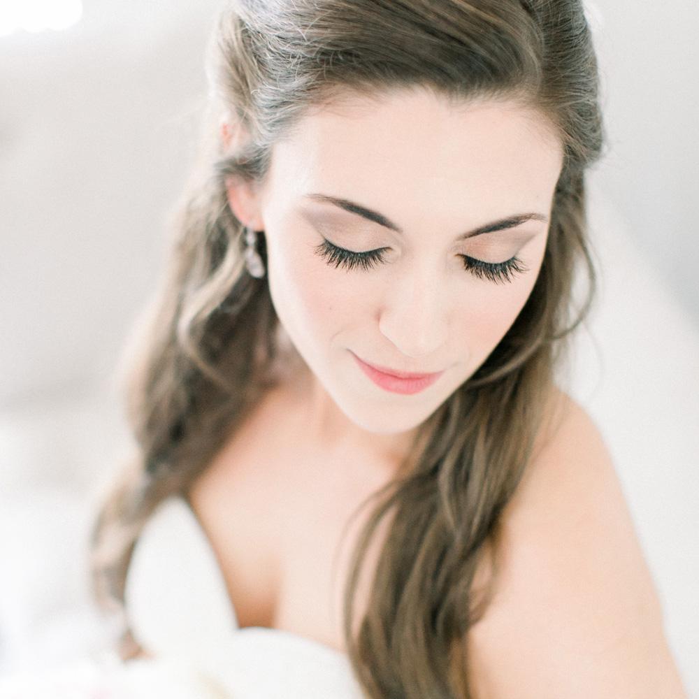 hair & makeup by Nancy Caroline