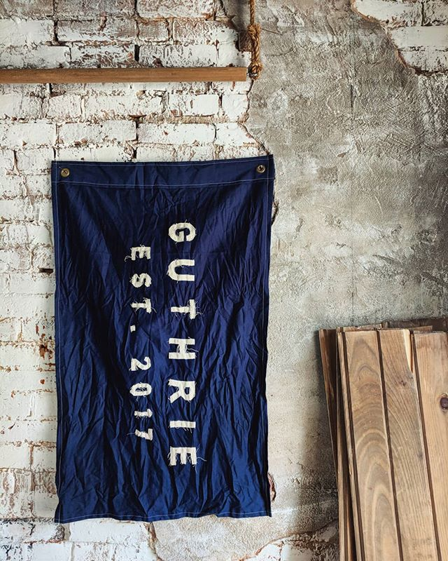 Hang 'em up. . . . . . #logohorse #logohorsedesign #flagdesign #customflag #customflags #establishedflag #established #vintageflag #flag #flags #estflag #weddinggift #anniversarygift #mykentuckybride #theknot #smp #stylemepretty #weddingregistry #justengaged #hitched #handcrafted #madeinusa #madeinamerica #makersgonnamake #makersmovement #founded #makersrow #southernmakers