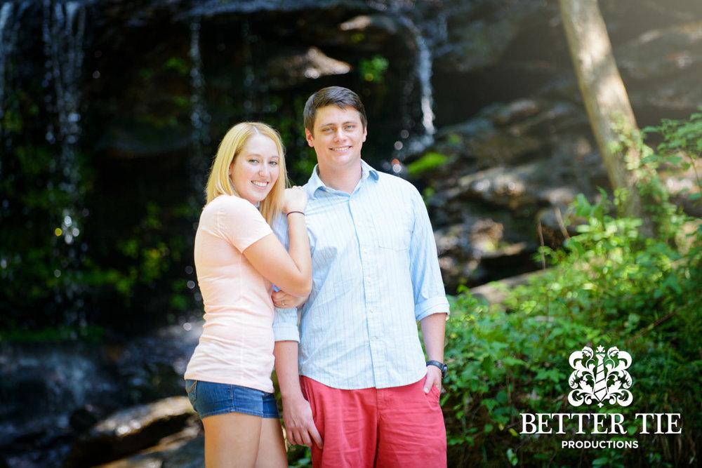 Kellan + Stephanie | Clemson Engagement | Issaqueena Falls-21.jpg