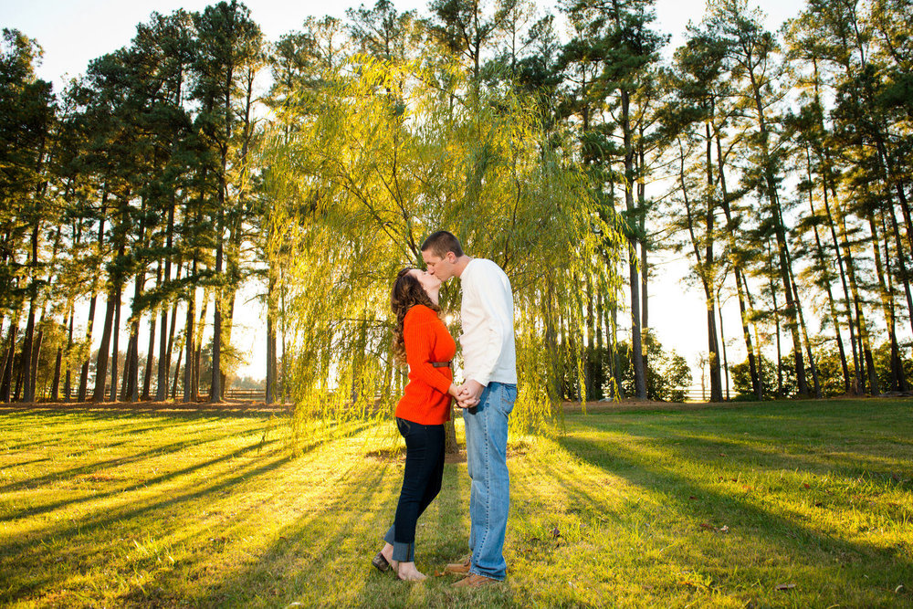 Greer SC Outdoor Engagement