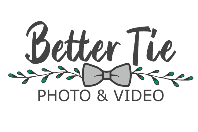 Better Tie Photography & Video | Greenville SC | Wedding Videography & Wedding Photographers
