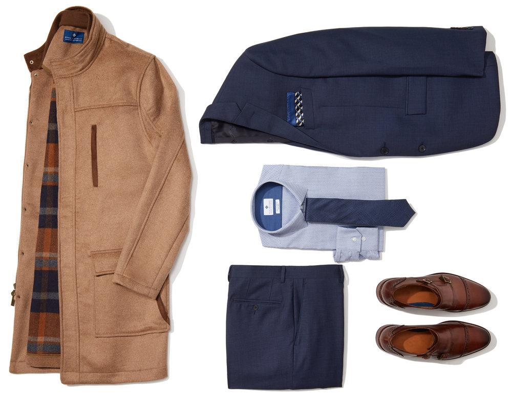 Ryan Seacrest Casmere Tan Coat Career.jpg