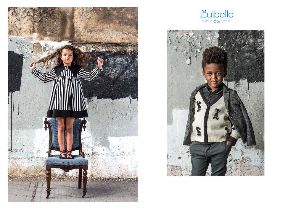 Luibelle striped dress + chess spread.jpg