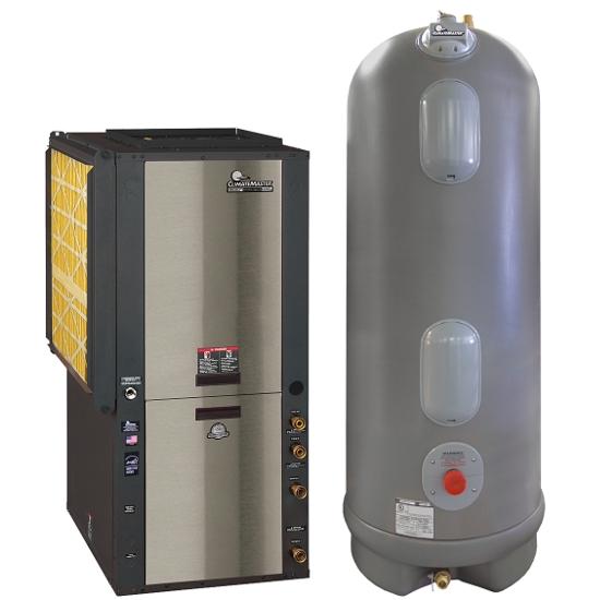 ClimateMaster heat pump