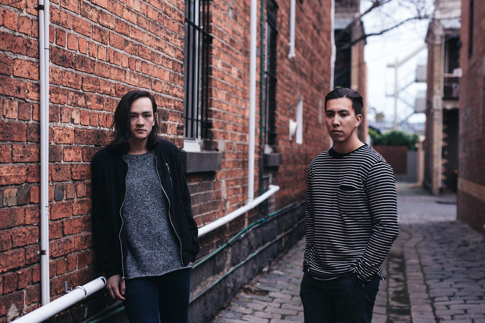 Slow Talk band, James Butler, Ash Fuller