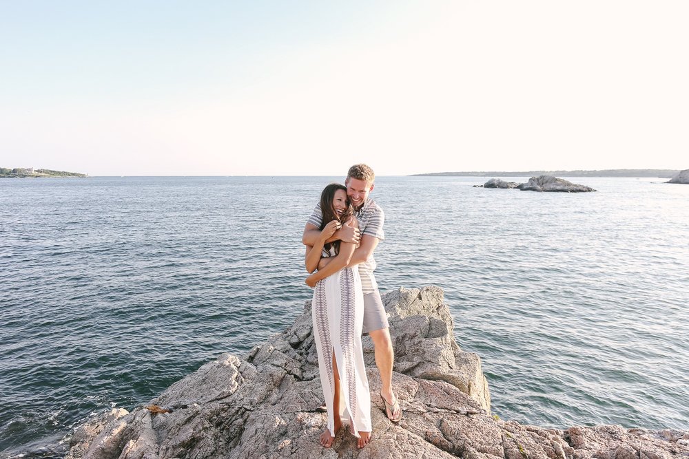 Kelsey and Grant's Rhode Island Wedding