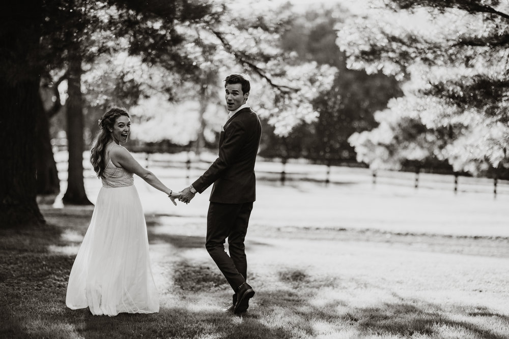 Kelsey and Chris' New York Barn Wedding