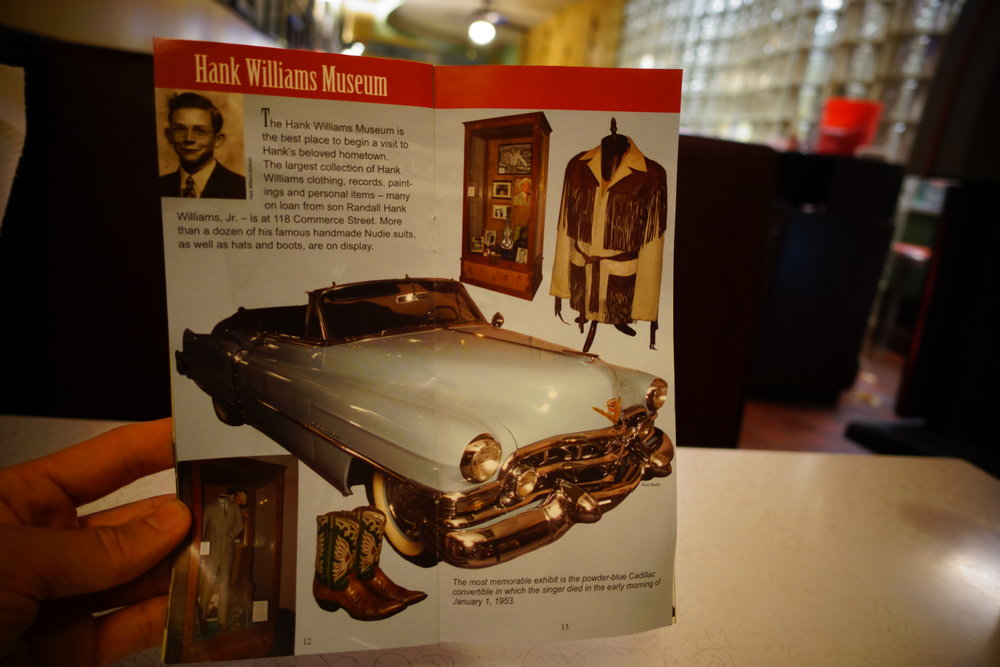 Hank Williams Musuem Montgomery