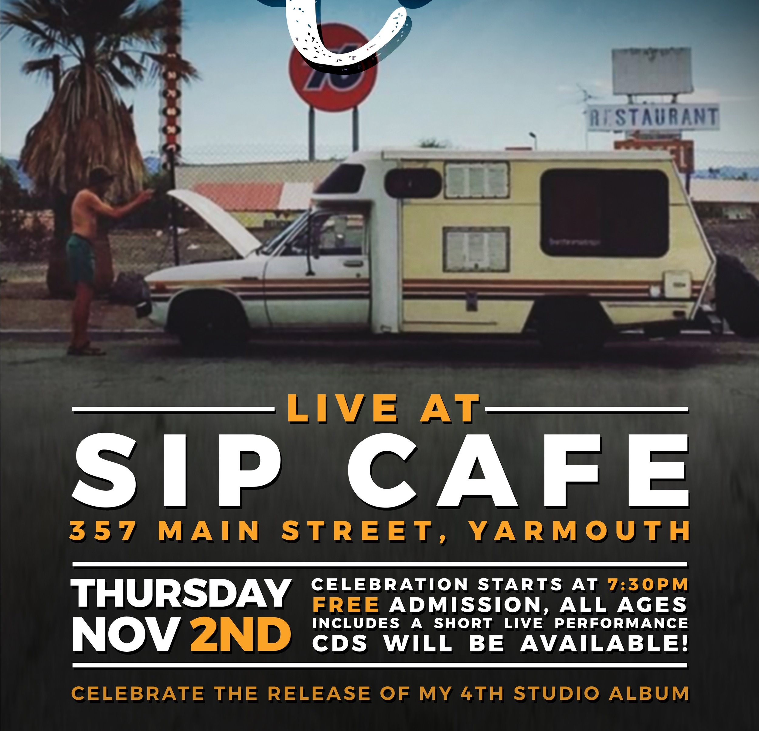 Shows ryan cook yarmouth nova scotia sip cafe cd pre release launch party forumfinder Choice Image