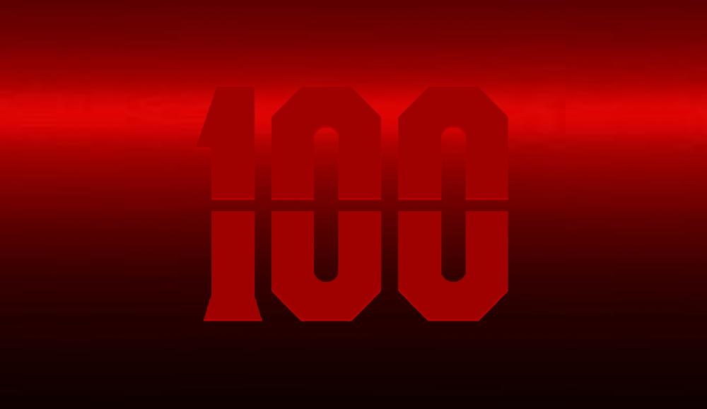 100 (One Hundred) Cosmetics | Logo