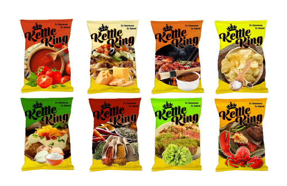 Kettle King Chips