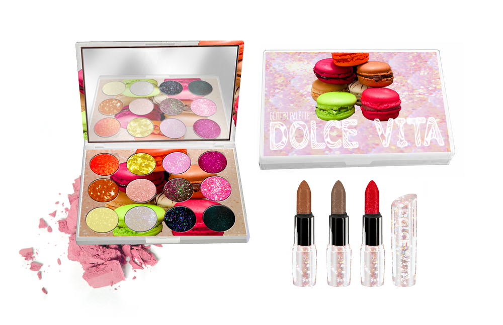 Dolce Vita Makeup Collection