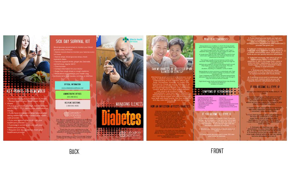 Clinic brochure - Diabetes