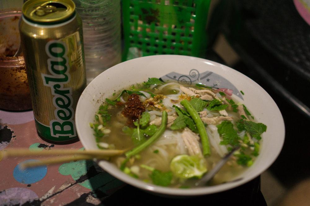 Roadside Noodle Soup