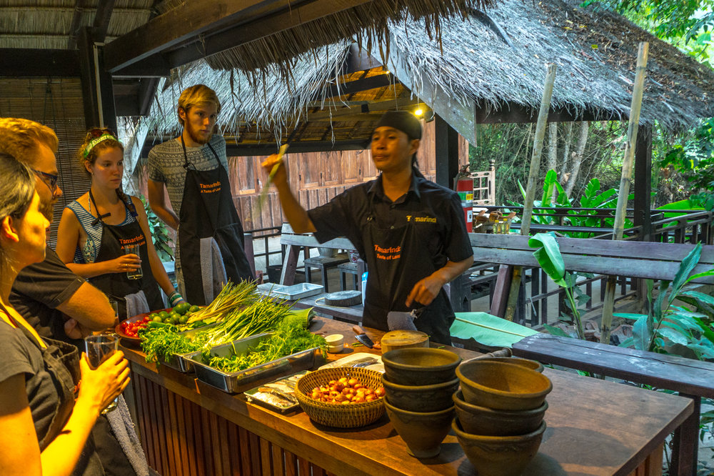 Tamarind Tree cooking class