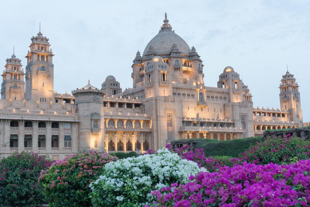 The amazing hotel