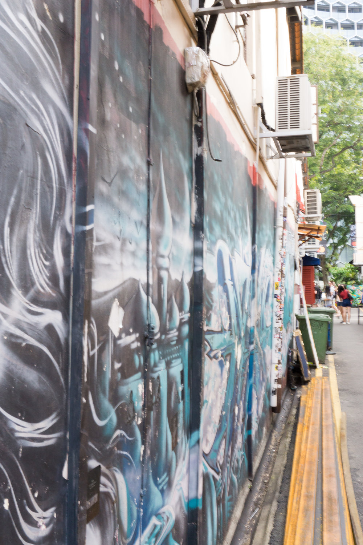 Street Art - Hajji Lane
