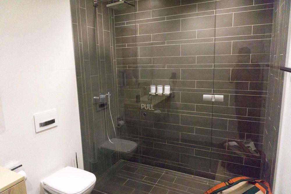 Shower room THE LOFT BRU