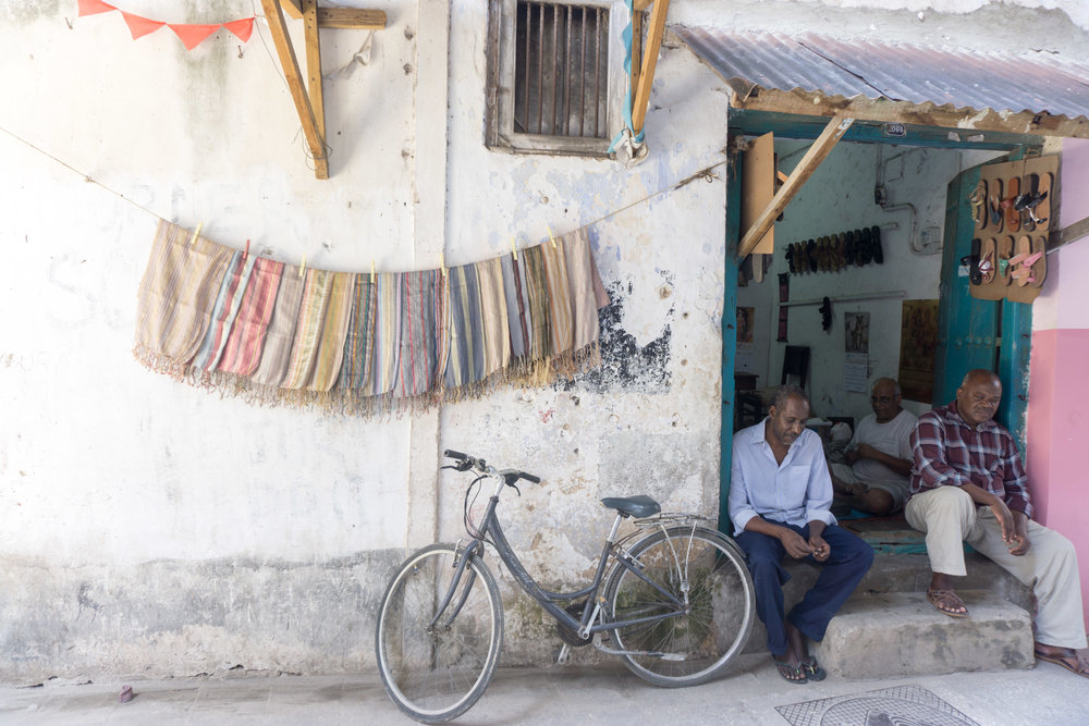 Life in Stone Town