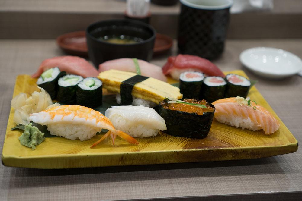 Sushi Midori #2