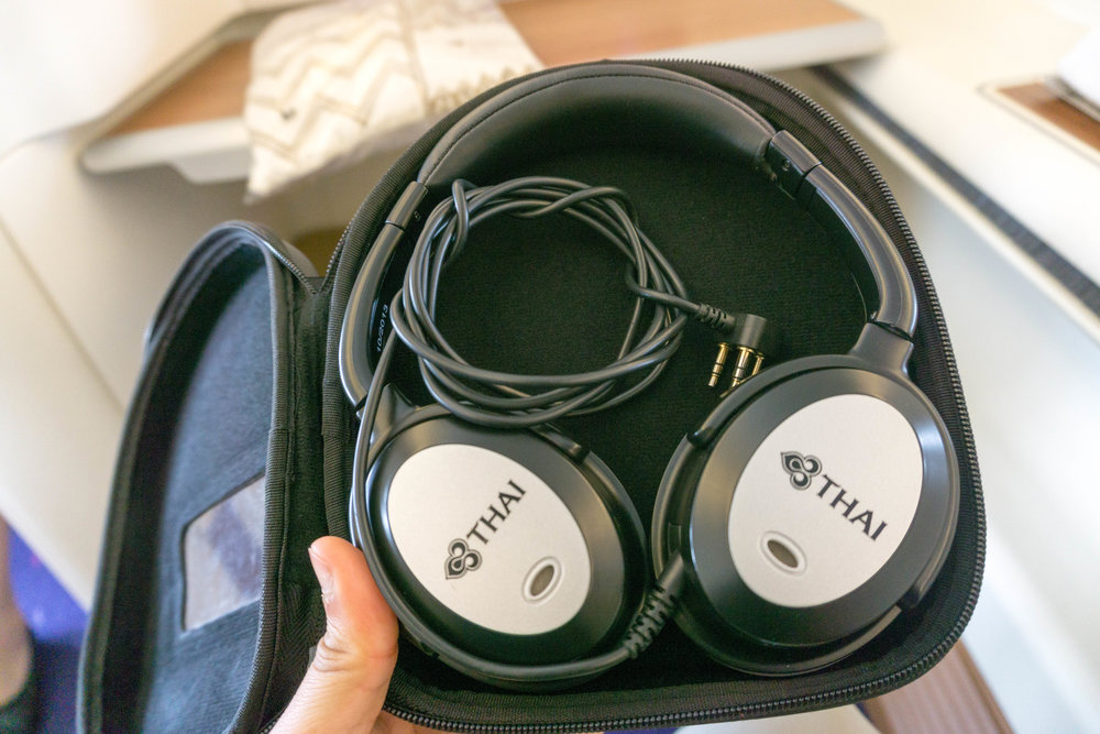Mediocre Thai headphones