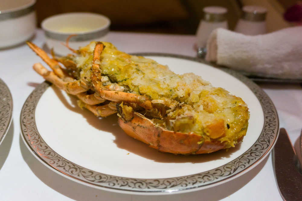 Decadent Lobster Thermidor