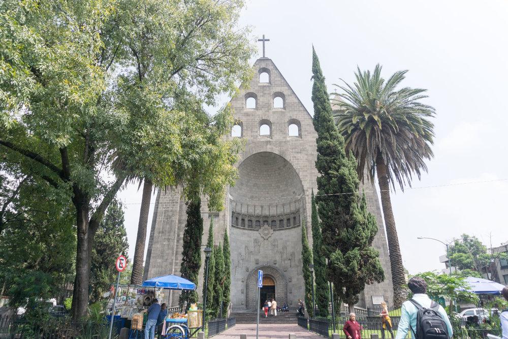 Iglesia San Augustin