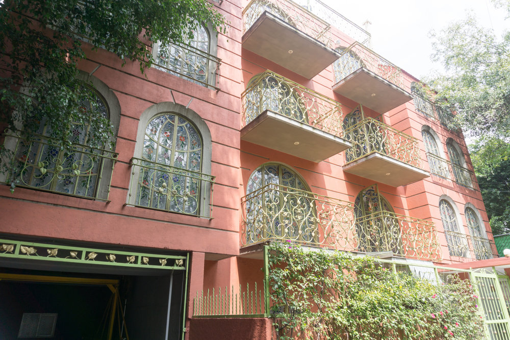 Beautiful Polanco architecture