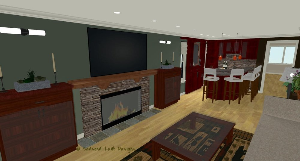 RD Sitting Area 3D View 2