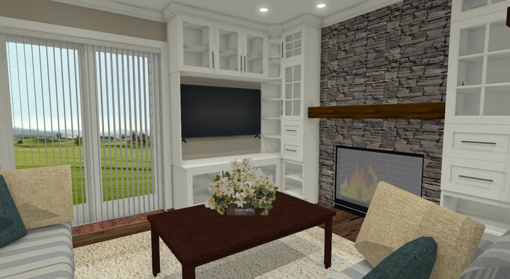 Westlake Family Room 3
