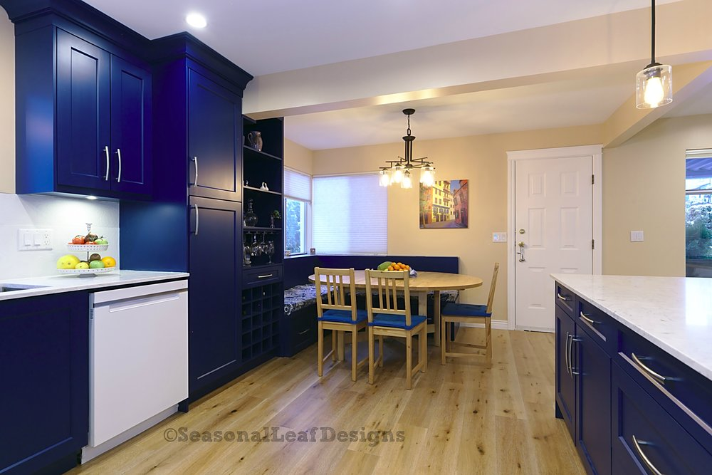 Kitchen Design Family Dining