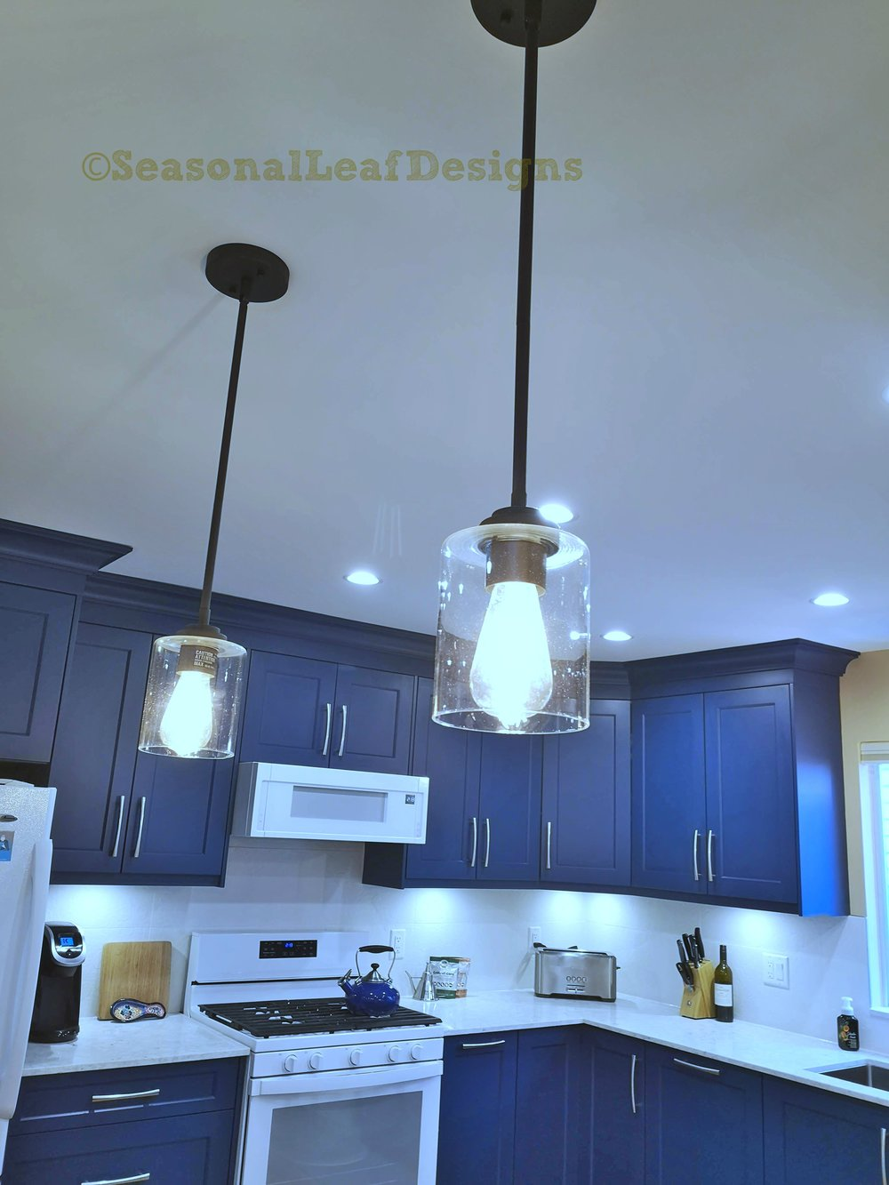 Kitchen Design Pendant Lighting
