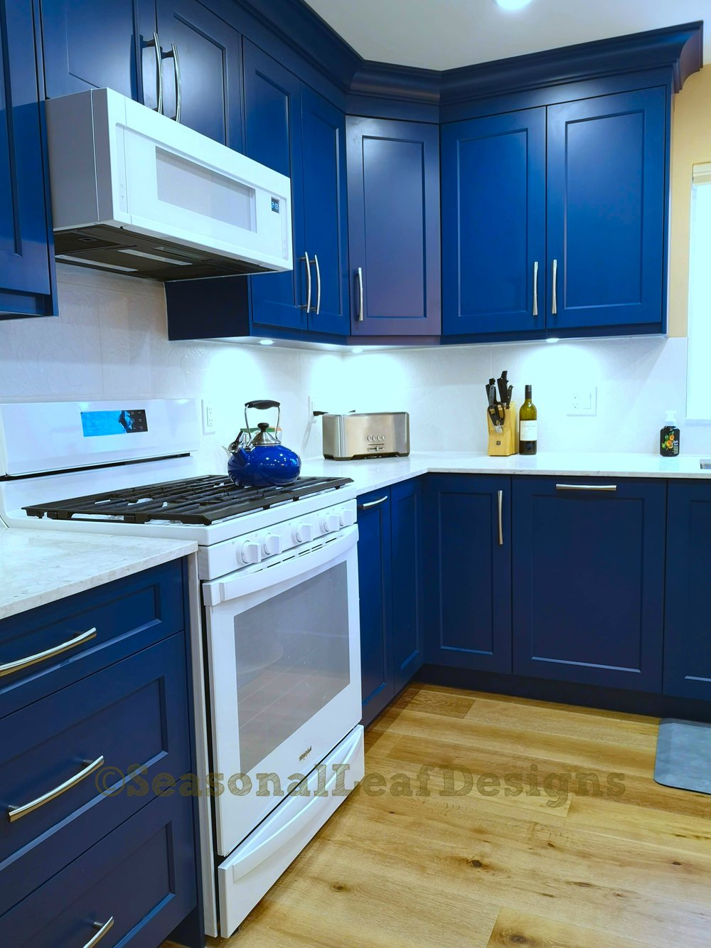 Kitchen Design Under Cabinet Lighting