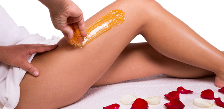 Waxing (Hair Removal) Treatment The use of resin wax allows the removal of the entire hair without breakage. Removing straight from the root, the effect is long lasting and effective with minimal discomfort.