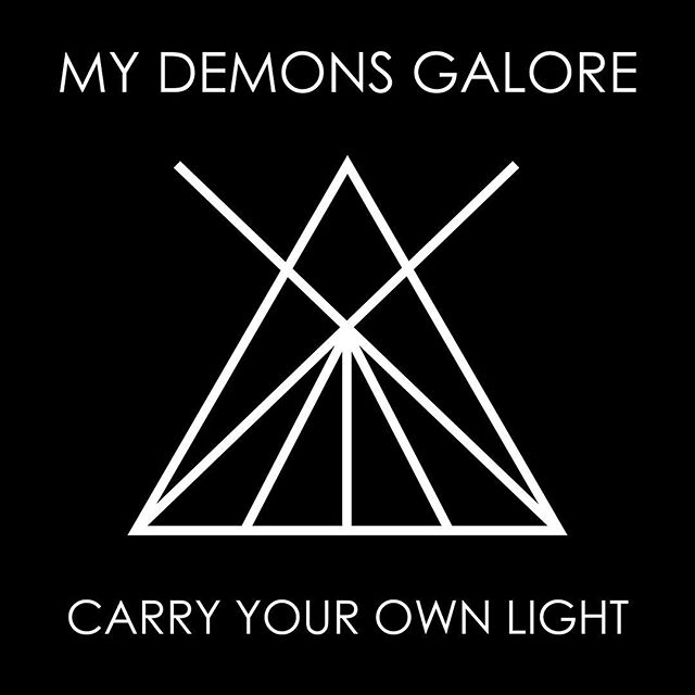 "Our new single is finally here! Friends, check out the lyric video for our latest song ""Carry Your Own Light"". The official music video is coming about in about 2 weeks from now, this is the chance to get familiar with the new sound and the lyrics - check out the link in our BIO and below:  https://youtu.be/MElEmjfxUXg  #mydemonsgalore #carryyourownlight #newsingle2018 #alternativerock #nycrock #rocknroll #lyricvideo #heavyrock #supportnewmusic"