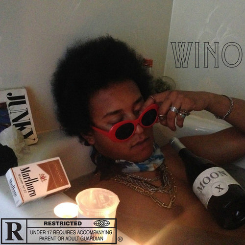 Ricky Lake : Wino