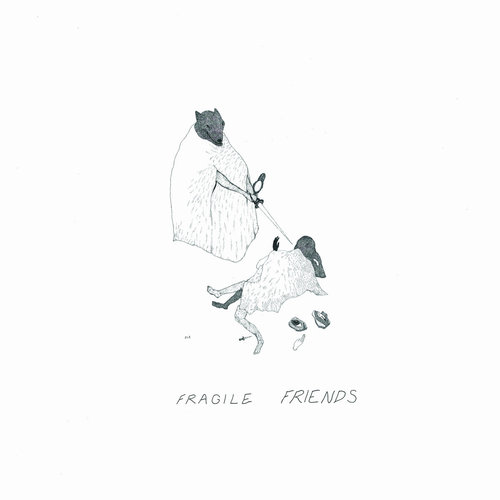 Fragile Friends : Grey