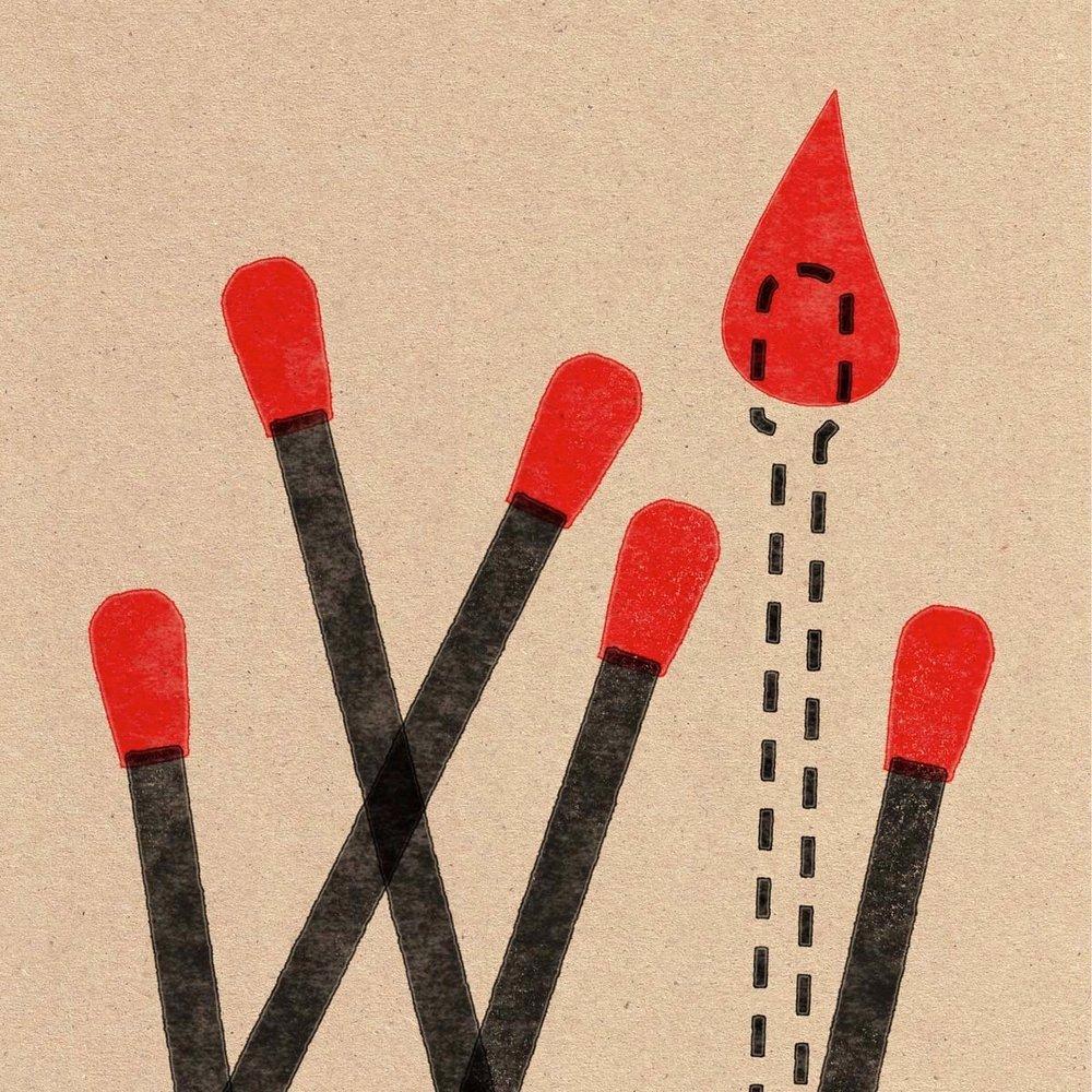 Ex-poets : Colorguard