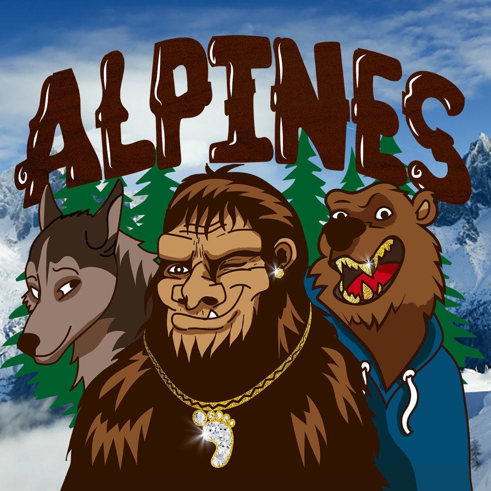 Mikos Da Gawd - Alpines