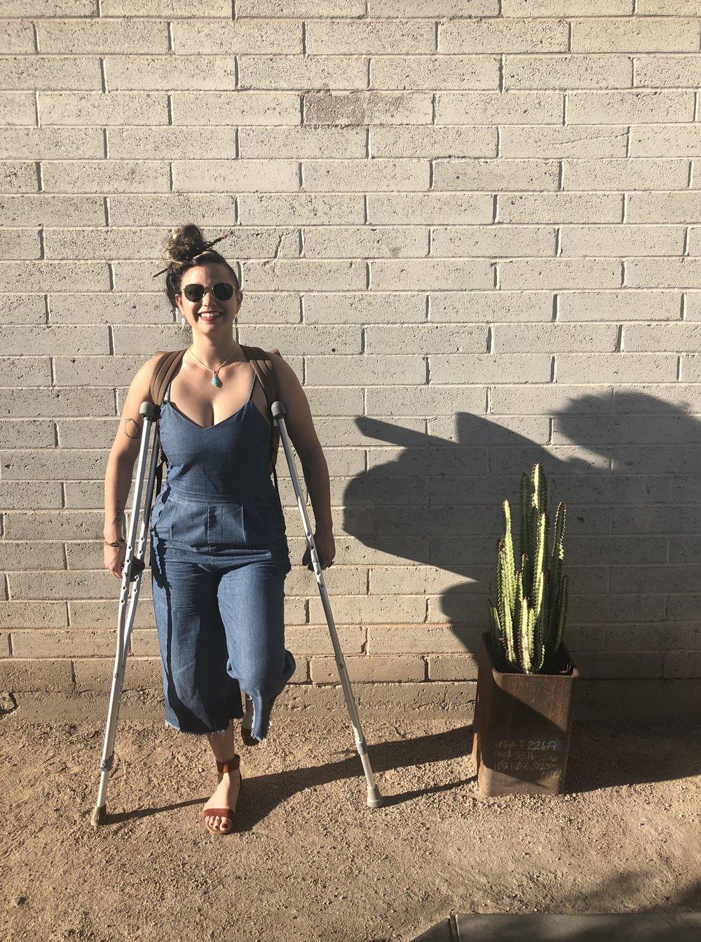 Photo by Charity Yoro, Lux Central, Phoenix, AZ 2018