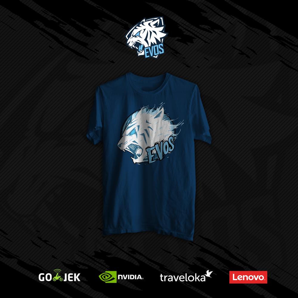 EVOS Shinka T-Shirt - IDR 89.000