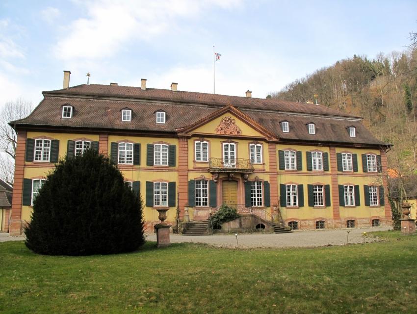 Schloss Ebnet (Spielstätte des Ebneter KulturSommer)