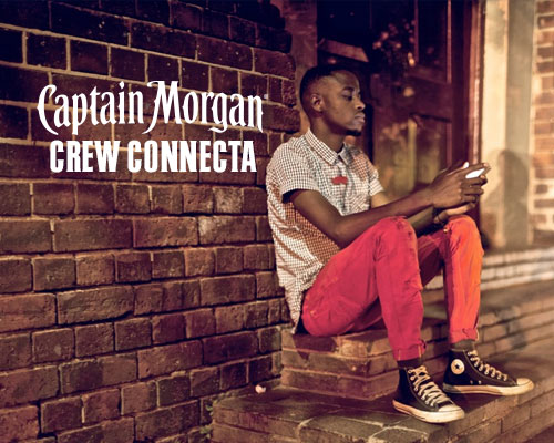 Digital Innovation - Captain Morgan SA