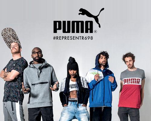 Virtual Reality Innovation - Puma R698
