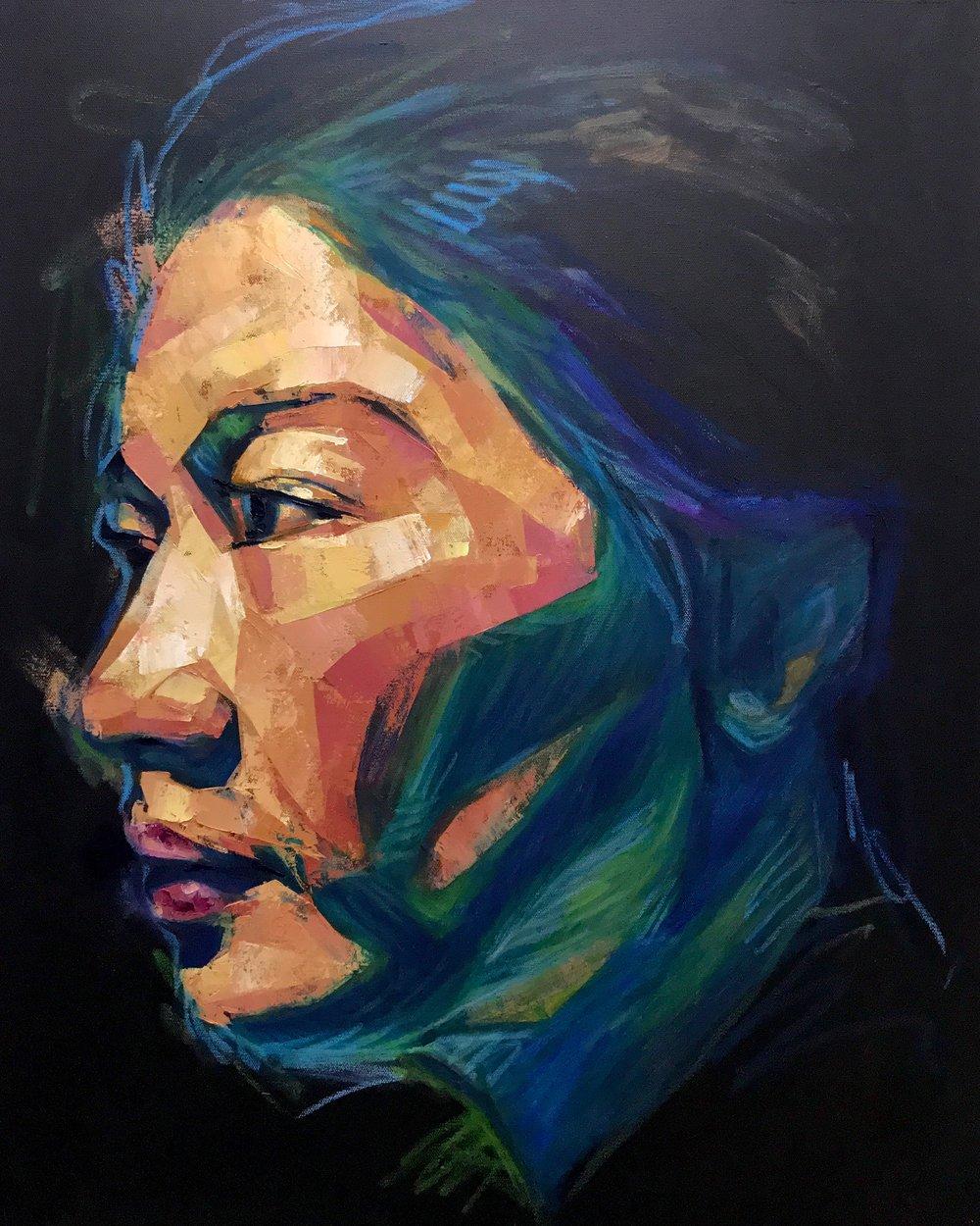 Malay Woman 2