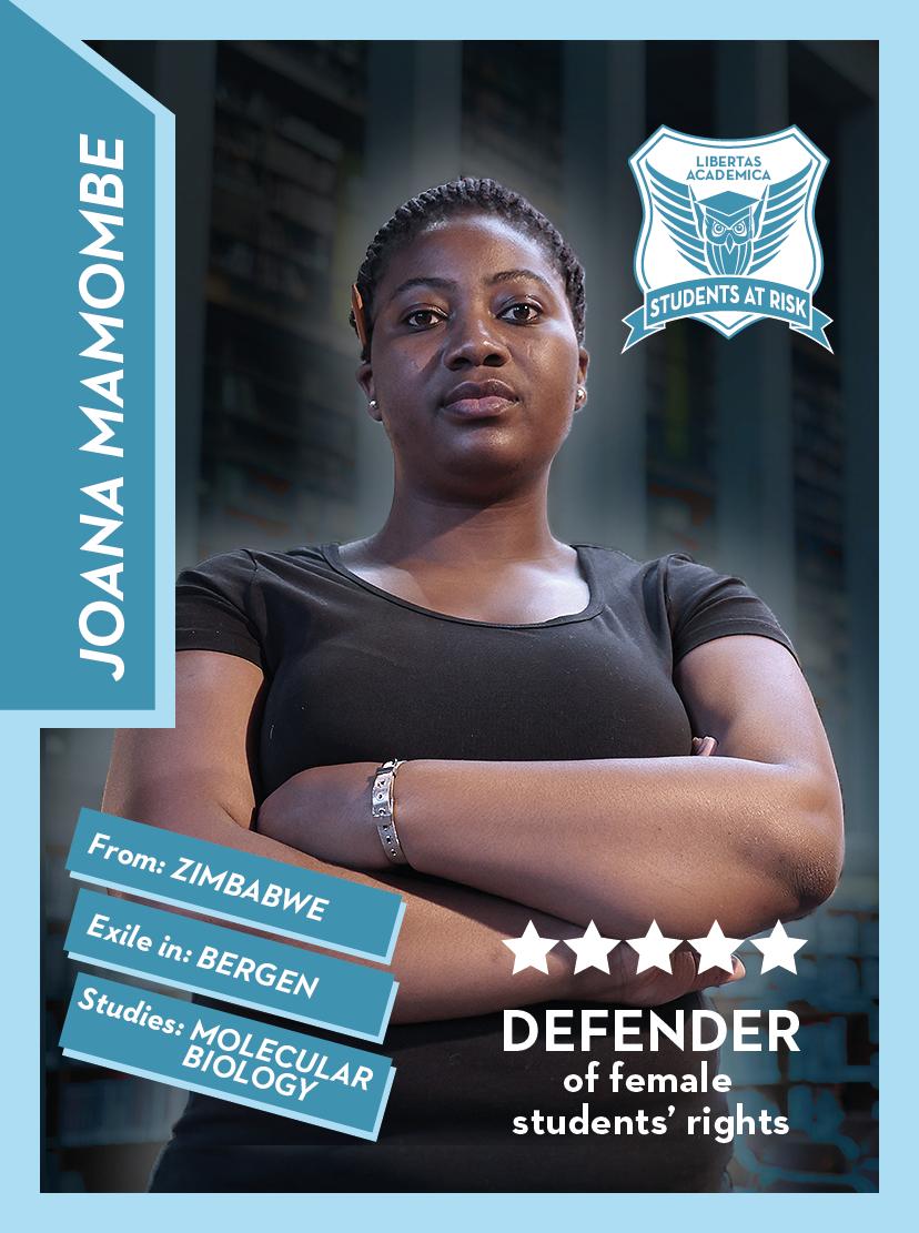 Joana, Zimbabwe