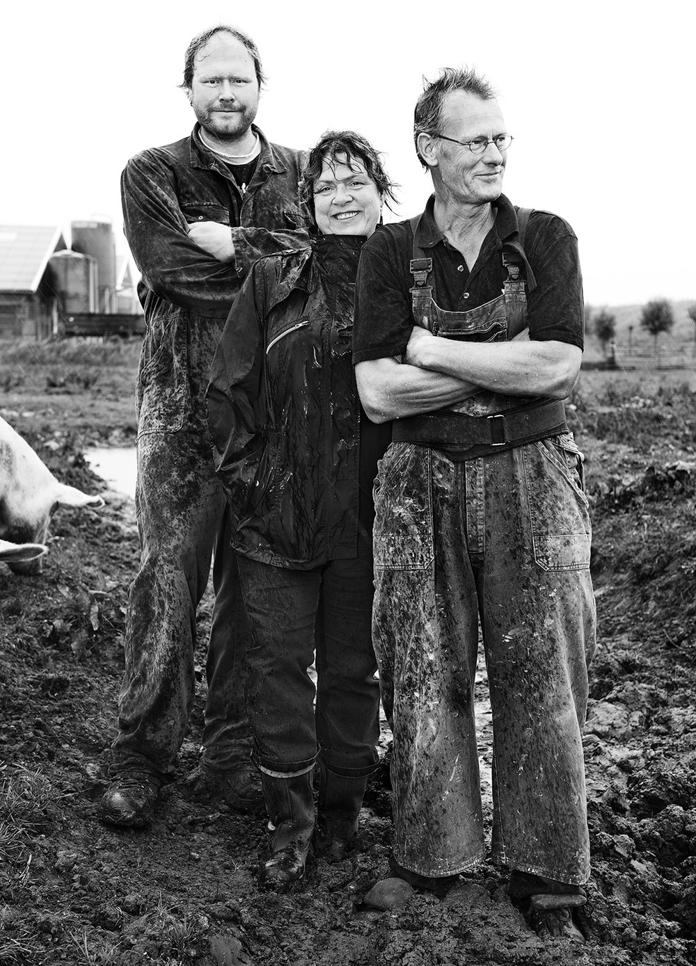 Pig Farmer Jan & Lida & Ruud Wennekers 6/6