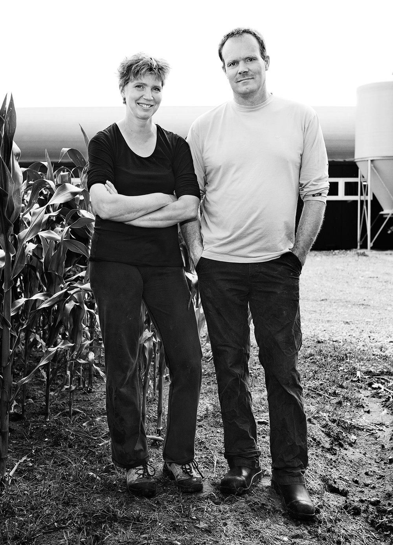 Pig Farmers Annemarie & Herbert Noordman 5/6